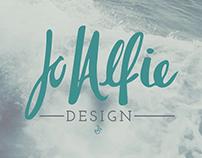Jo Alfie Design: Personal Branding