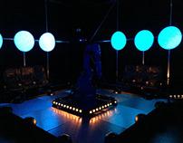 (2013)-RÉALISÉ-Théâtre Robotique: LIE