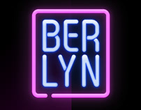 BERLYN TV Blogger // Logo CD