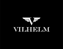 Men's clothing shop VILHELM logo