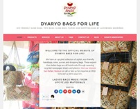 Web Design [New] Dyaryo Bags for Life
