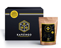 Kafeingo Identity & Packaging