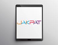 Jakpat Logo Design