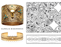 A. Bidermann jewelry pattern