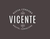 Vicente Hostel Cervezero