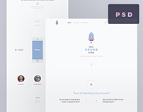 Sound Star UI Kit