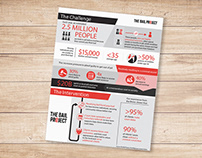 Infographic Handout: The Bail Project