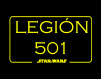 Posters Legión 501