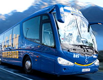 Autobús UCAM Universidad - Deporte