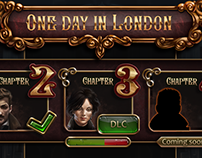 GUI for One Day in London