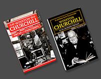 Winston Churchill - Capas Livros | Book Covers