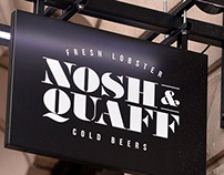 Nosh & Quaff Birmingham: Lobsters and beers