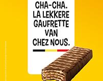 Lu Cha-Cha - Belgitude
