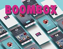 Boombox app