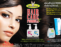 White Orkid (Hair Care) Advertisement