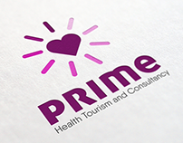 Prime Health Tourism and Consultancy Corporate Identıty