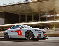 Audi TT 2015 Goodwood FOS