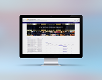 Retail Project - SharePoint Web Design