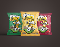 Balls Snacks