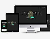 """Branding. """"LA UVA PASA MAGAZINE"""""""