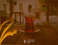 Sulaiman tea Logo design