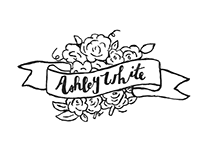 Ashley White Branding