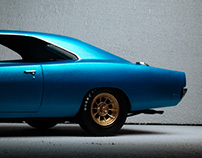 1969 Dodge Charger / Scale Model