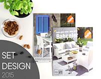 Koçtaş Garden Furniture 2015 Catalog Photoshoot Set
