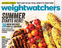 "magazine: ""Summer Starts Here!"""