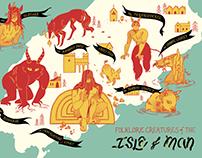 Folklore Maps 3-part series