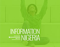 Logo Design (Brand Identity) for Information Nigeria
