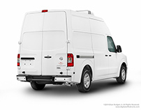Nissan NV2500 Commercial Vehicle