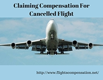 Compensation For Delayed Flights