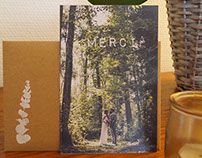 MERCI - WEDDING