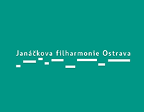 Janacek Philharmony Ostrava Corporate Identity