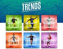 Football Social Media Designs