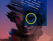 "Manipulation "" Greek mythology ""Digital Art"