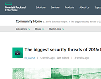 The biggest security threats of 2016 - HPE