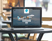 Jazeera Airways .Parallax website