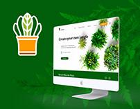 Croton Plants Shop Website