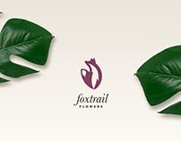 Foxtrail Flowers - Brand Identity
