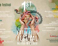 Branding Tampa Bay Latin Film Festival