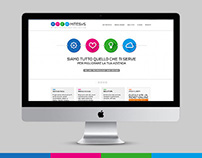 Mitesys Corporate Web Site / Design & Development 2013