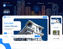 Real Estate Project Case study- Modern