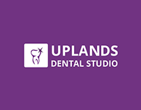 Brand Identity-Uplands Dental Studio