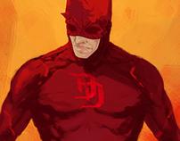 Daredevil - World On Fire V1 & V2