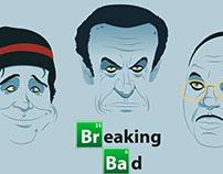 Breaking good...