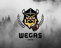 Wegas Lagger - Brand