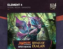 Element 4 [Social Media]