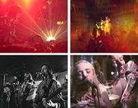 Concert Photography (Icelandic music scene)